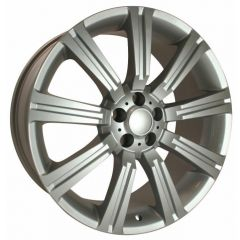 STORM-SIL - Stormer Alloy Wheel in Silver - 20 X 9.5 - For Range Rover Sport, Range Rover L322 and Discovery 3 & 4