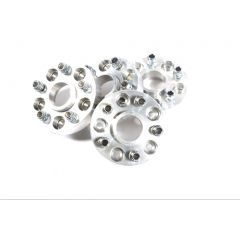 LR302 - Alloy 30mm Wheel Spacers - Set of Four Hub Centric Wheel Spacers