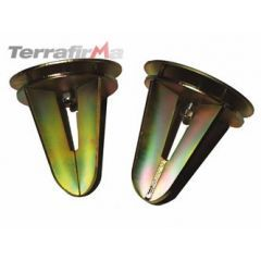 TF511 - Terrafirma Rear Coil Spring Dislocation Cones - For Defender 110 / 130