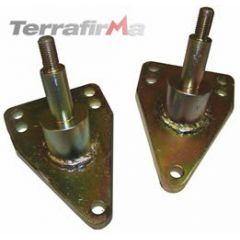 TF512 - Terrafirma Lowered Rear Top Shock Mounts - Defender, Discovery 1 and Range Rover Classic