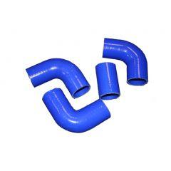 LR720 - Defender 200TDI Silicone Intercooler Hoses - Top Quality Upgraded Intercooler Hoses in 4 Ply Silicone