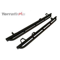 TF810 - Tree Sliders Black Defender 110 by Terrafirma (Will Not Fit Hi-Cap Pick Up or 110 Van)
