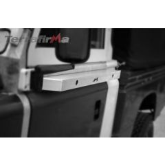TF960 - Defender Front Door Body Bars - By Terrafirma