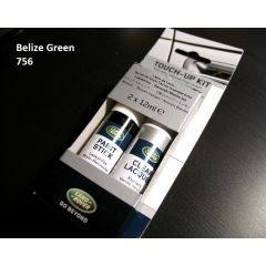VEP501730HZL - Belize Green Paint Touch Up Pen - Genuine Land Rover - LRC 756