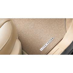 VPLFS0245SVB - Freelander 2 Premium Carpet Set With Rubber Backing In Almond/Nutmeg RHD