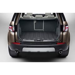 VPLCS0279 - Discovery Sport Loadspace Rubber Mat - Moulded to fit Tailgate - Genuine Land Rover Item