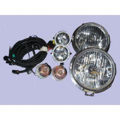 VPLDV0003 - Defender SVX Style Lamp Set - For Left Hand Drive Vehicles