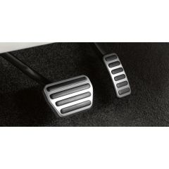 VPLGS0161 - Range Rover L405 and Sport L494 Pedal Covers - Right Hand Drive - Genuine Land Rover
