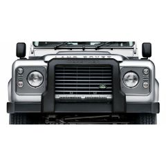VPLPP0060 - Defender Soft 'A' Bar in Black Rubber - For Vehicles up to 2007