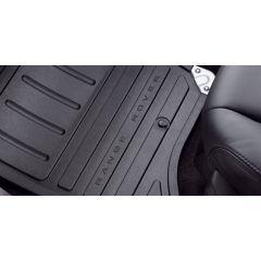 VPLAS0197 - Range Rover Sport Premium Rubber Mat Set In Black For RHD/Late