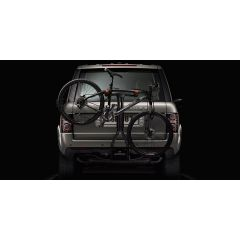 VPLVR0066 - Tow Mounted Two Bike Carrier (Right Hand Drive) - Genuine Land Rover System
