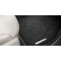 VPLAS0201PVJ - Genuine Evoque Deep-Pile Carpet Set In Ebony (RHD)