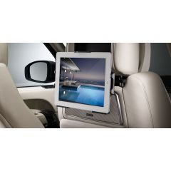 VPLVS0165 - IPad Holder for Range Rover and Land Rover Vehicles - Genuine Land Rover - For iPad 2 / New iPad