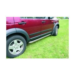 VTD500020 - Discovery 3 & 4 Tubular Side Bars - In Stainless Steel