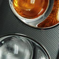 XBD000053 - Front Side / Indicator Lamp - Left Hand Side - For Range Rover L322