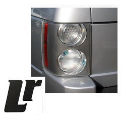 XFB500331LPO - Supercharged Rear Lights LH (Passenger) - For Range Rover L322