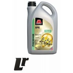 XFE5 - Millers Oil - 5L XFE 10W40 Semi-Synthetic Engine Oil (5 Litres)