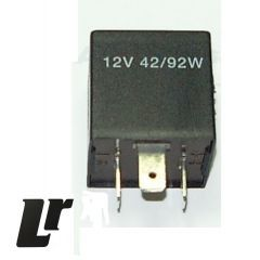 YWT10003 - YWT10003 - Flasher Relay Unit for Defender, Discovery and Range Rover Classic - 3 Pin Without Trailer Socket