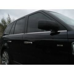 RRW574 - Range Rover Sport Window Trim Kit - Covers Rubber Trim On Bottom Of Wimdows