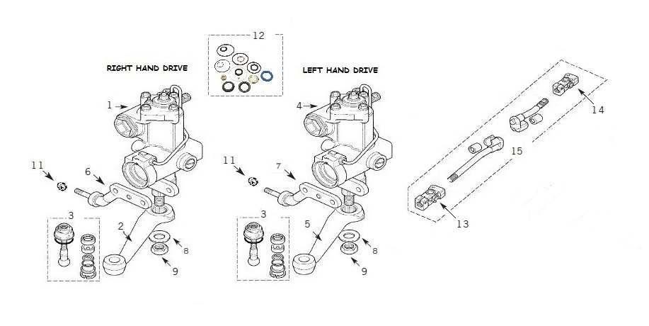 vw beetle power steering diagram