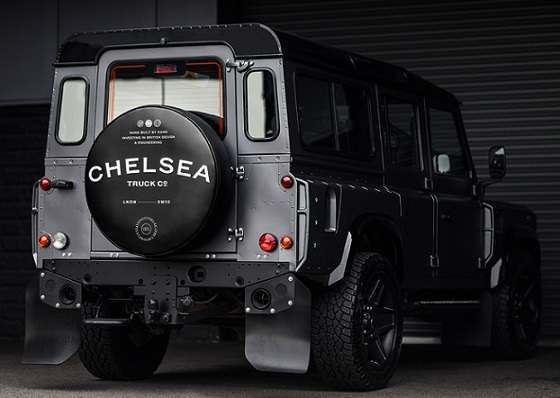 Chelsea Truck for Land Rover Defender image